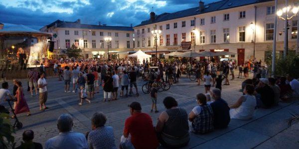 Le Festival des Musiques d'Ici et d'Ailleurs en 2020 de nuit