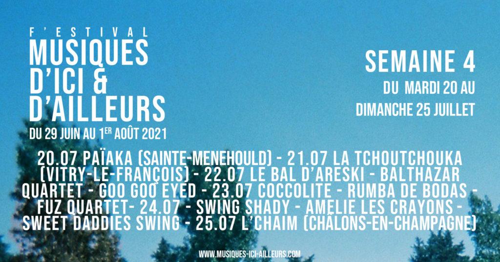 Festival MIA Annonce artiste Semaine 4 Bandeau